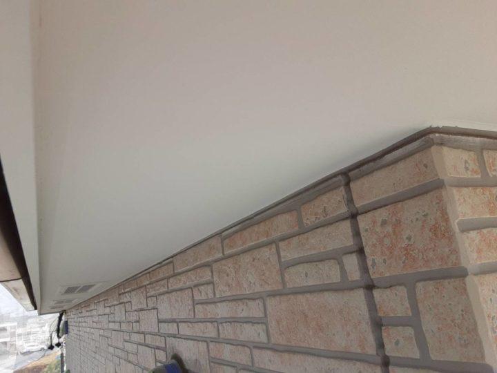 軒天塗装 ✨完成✨