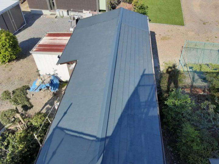 横屋屋根塗装 ✨中塗り完成✨