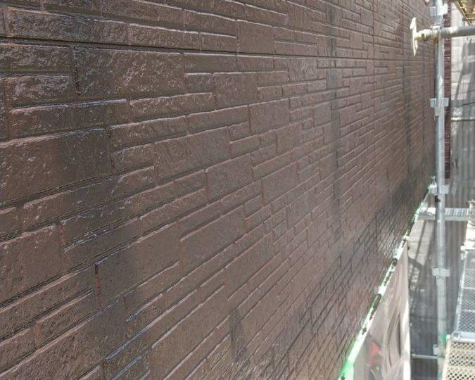 外壁塗装 ベランダ外壁✨完成✨