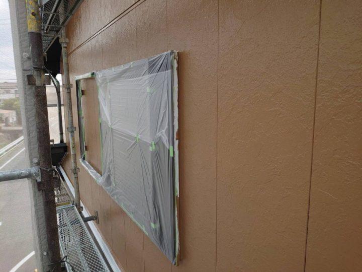 2F外壁塗装 上塗り ✨完成✨