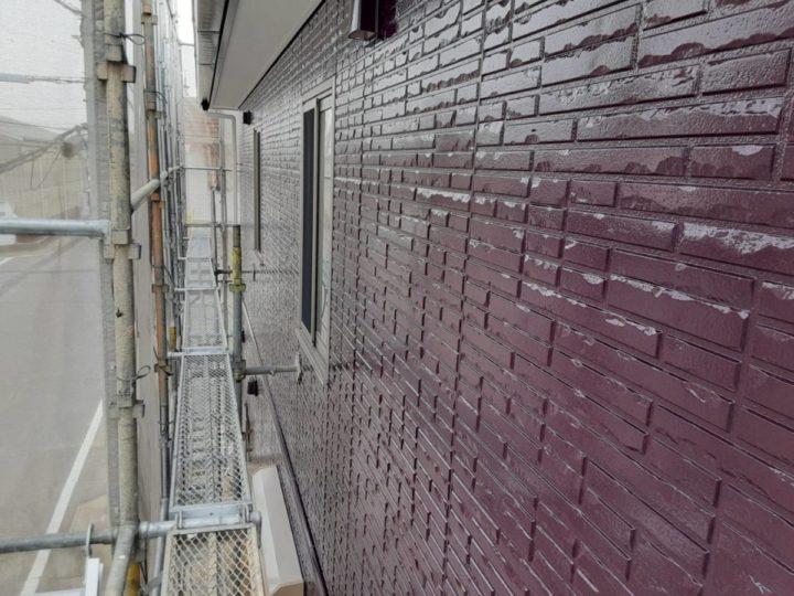 外壁塗装 上塗り完成✨