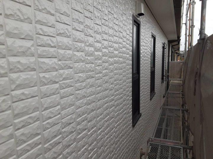 ✨2階外壁塗装完成✨